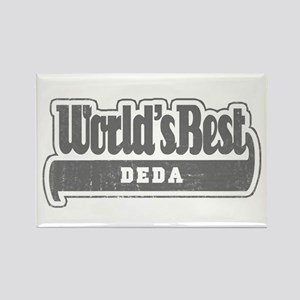 WB Grandpa [Serbian] Rectangle Magnet